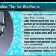 Some cold-weather household tips from the National Weather Service.