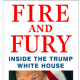 """Fire and Fury: Inside The Trump White House"" by Paterson's Michael Wolff."