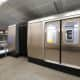 The MTA unveiled models of the subway cars at an open house earlier this year.
