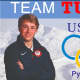 Tucker West is making his second Olympic appearance.
