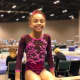 Hezly Rivera, 9, trains at ENA Gymnastics in Paramus and hopes to become an Olympian.