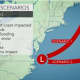 A look at the two scenarios for Monday's potential Nor'easter.