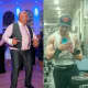 Bergenfield Police Officer Ahmed Alagha lost 100 pounds.