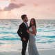 "Marry Me In: Maldives. ""As we both have traveled around the world, we never traveled together. Prior to our wedding, we decided that we wanted to honeymoon for as long as we could - thus creating #MarryMeIn."""