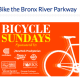 Bikes will be blossoming again starting Sunday, May 6 along a 6.5-mile stretch of the Bronx River Parkway between White Plains and Yonkers.