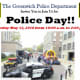 Police Day is coming to Greenwich on Saturday, May 12.