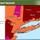 A look at heat warnings throughout the area.