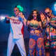 "Cardi B of Edgewater with J Balvin and Bad Bunny, whose song  ""I Like It"" just took the top spot on the Billboard Hot 100."