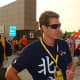 Cameron Winklevoss at the 2008 Summer Olympics in Beijing.