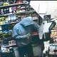 State police are looking for a man who has robbed four gas stations.
