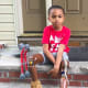 Kayden Kinckles, 6 of Englewood, is just like any other kid his age. The only difference is that he's a double leg amputee.