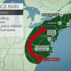 Florence will bring rain and possible flash flooding to much of the Northeast.