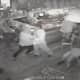 Officials in Yonkers have released video footage of two firefighters involved in a pair of bar fights.