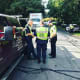 Six Trucks, Drivers Put Out Of Service In New Canaan, State Police Checkpoint