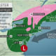 Latest Update On Timing, Strength Of Nor'easter Barreling Toward The Area