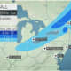 Eye On The Storm: Up To 2 Inches Of Rain Here, Half-Foot Of Snow In Upstate NY
