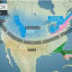 Stormy Sunday, Early Week Warmup Will Be Followed By Sharply Colder Temps
