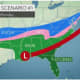 Storm Scenarios: Complex System Will Hit East Coast, But Where?