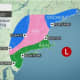Dividing Line: Snow, Ice Farther North, Rain For Rest Of Area
