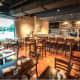 Brick Walk Tavern, interior