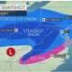 Eye On The Storm: Latest Projected Track For System That Will Hit East Coast