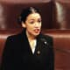 '800K People Don't Have Paychecks - #WheresMitch?' Says Ocasio-Cortez As She Searches Capitol