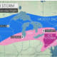 New Storm Could Bring Up To Half A Foot Of Snow To The Area