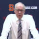 COVID-19: Syracuse University Men's Basketball Coach Jim Boeheim Tests Positive, Team Pauses