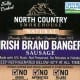 Hundreds of pounds of a North Country Smokehouse brand sausage has been recalled.