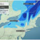 Parts of upstate New York, Vermont and New Hampshire could see a foot of snow.