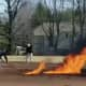 HS Baseball Coaching Staff Reinstated After Fire Set On Field In Ridgefield