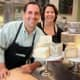 Chris Palumbo and Laura Downey, co-owners of Fairfield and Greenwich Cheese Company, celebrate 10 successful  years in business