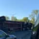Overturned Tractor-Trailer Shuts Route 80 Exit Ramp In Paterson