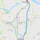 Multi-Car Crash Involving Overturned Vehicle Causes Stop-Go I-684 Delays