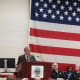 Rockland County Executive Ed Day speaks at Rockland Corrections Division Academy graduation ceremony