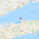 Three Stranded In Raft On Long Island Sound Rescued