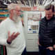 Letterman, Geist Meet For Some Fly Fishing In Lewisboro On 'Today' Show