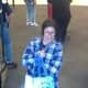 Woman suspected of stealing items from Target (307 Independence Plaza) on Tuesday, May 7 around 7 p.m.