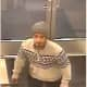 Man suspected of stealing Varsity Trainer Competes Sneakers from Modell's (1019 Montauk Highway) on Sunday, May 5 at approximately 5 p.m.