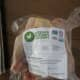 The USDA announced that it is recalling an undetermined amount of frozen poultry products that were not properly inspected.