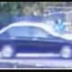 A look at the sedan involved in the hit-run incident.