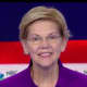 Massachusetts Sen. Elizabeth Warren appeared in the first televised presidential debate, against nine other Democrats, on Wednesday, June 26.