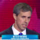 Beto O'Rourke, former Texas congressman, during Wednesday's Democratic Party presidential debate.