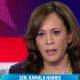 Sen. Kamala Harris of California during Thursday's Democratic Party presidential debate.