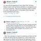 President Trump's latest tweets blasting the state's top elected officials for investigating his family's New York business interests.