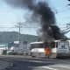 Coach Bus Fires Leads To Route 9W Closure