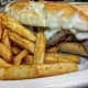 The French Dip Sandwich is a specialty at this Long Island restaurant.