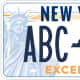 New York State license plates are getting a makeover, and it's up to residents to vote for their favorite design. (Plate 1)