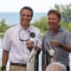 Big Fish: Neighboring Governors Cuomo, Lamont Talk Transportation, Tourism, Tolls -- And Trout