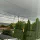 A photo by the Shirley Drive In shows the tornado in Manorville late in the afternoon on Labor Day.